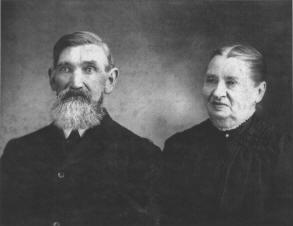 Carl & Maren Olson