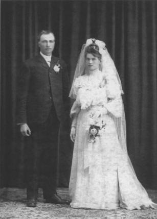 Peter J. & Carline (Olson) Flugstad