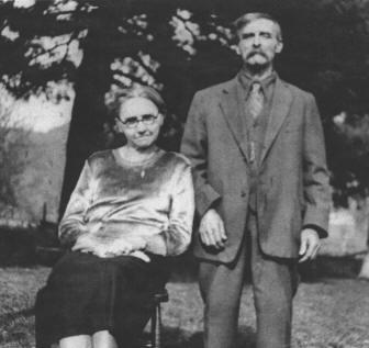 Martina (Olson) & Olaf Olson