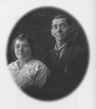 Peter & Jessamine (Spicer) Olson