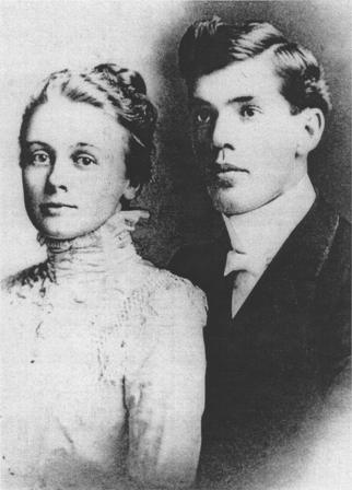 Oscar and Emma Anderson