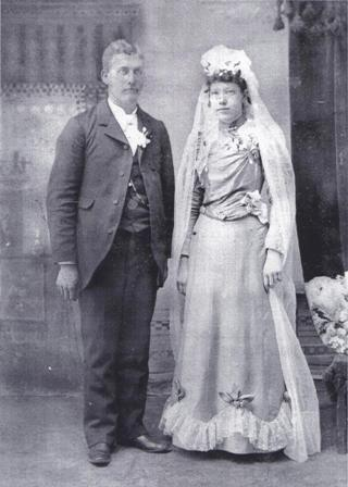 Charles and Matilda Halverson