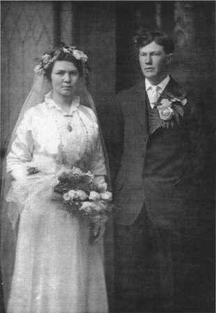 Conrad and Cora Anderson