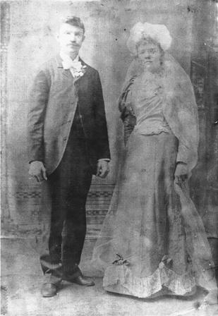 Edward and Sophia Olson