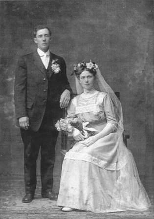 Elmer and Bertha Anderson